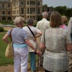 This photo was taken at Audley End excursion in June 2016