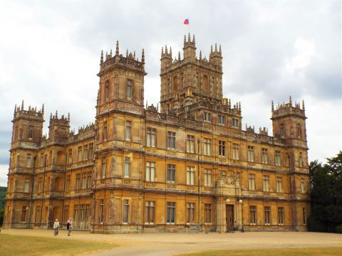 An Afternoon at Highclere Castle 17-07-18 (10)