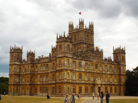 An Afternoon at Highclere Castle 17-07-18 (12)