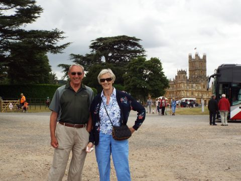 An Afternoon at Highclere Castle 17-07-18 (15)