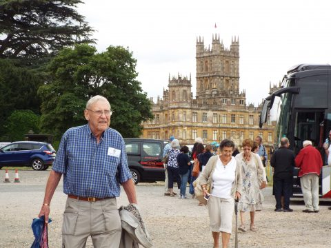 An Afternoon at Highclere Castle 17-07-18 (17)