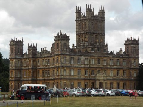 An Afternoon at Highclere Castle 17-07-18 (21)