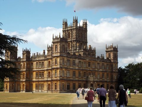 An Afternoon at Highclere Castle 17-07-18 (26)