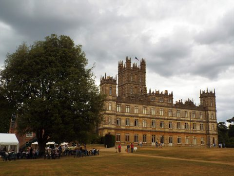 An Afternoon at Highclere Castle 17-07-18 (44)