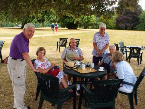 An Afternoon at Highclere Castle 17-07-18 (91)